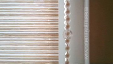 Why caring for roller blinds does not include washing