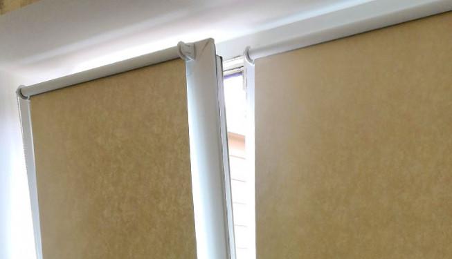 Відкрита система рулонних штор в чому особливість?