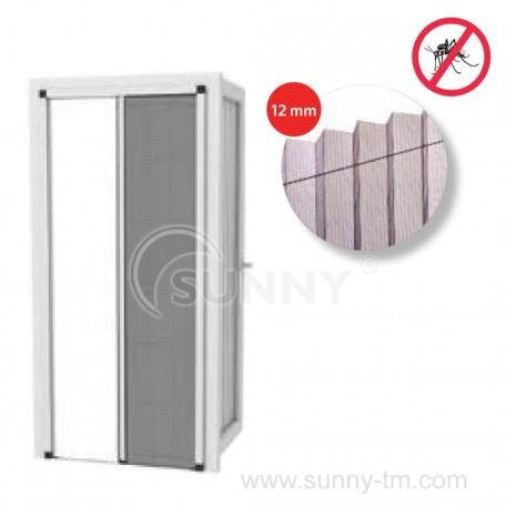 Антимоскитная сетка плиссе Energy 17 (дверная)