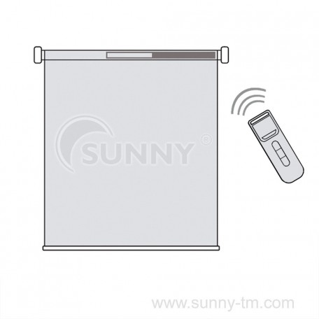 Electric drive for roller blinds Sunny E15