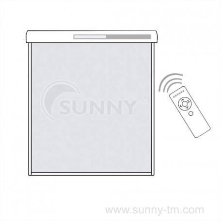 Электропривод для рулонных штор Sunny T16