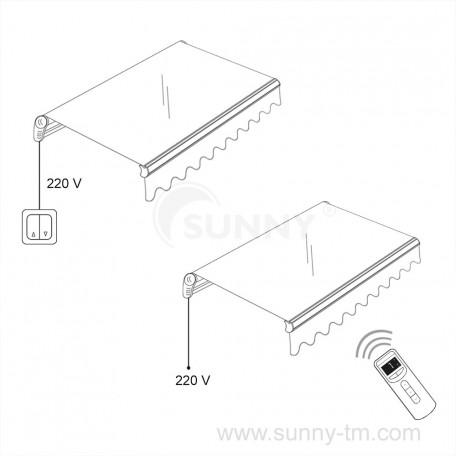 Sunny S45-60/8