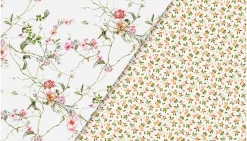 Нежные цветочные ткани для романтичного настроения!
