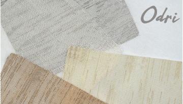 Odri - new fabric for roman blinds