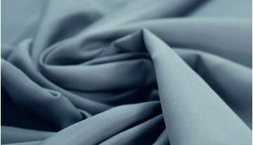 Doris – однотонная новинка тканей с туннелями для римской шторы Classic