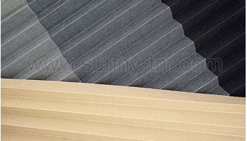 Новинка для штор плиссе – ткань Flax