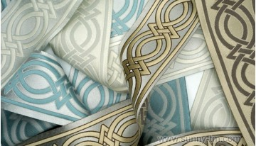 Новые цвета декоративного канта для римских штор!