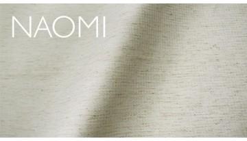Naomi Cream – новая ткань для римских штор Classic.