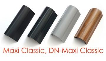 Новые цвета и ламинации систем Maxi Classic и DN-Maxi Classic