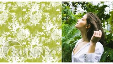 Ткань Jamaica. Тема природы не выходит из моды!