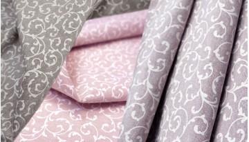 Новинки тканей для римских штор Elegance