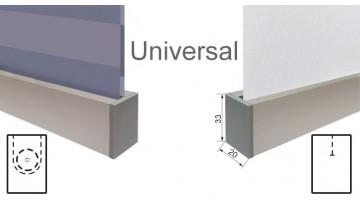 Новинка коллекции - нижняя балка Universal