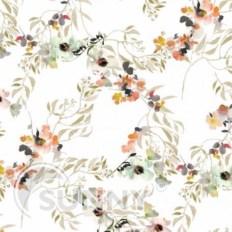 Ткань Kimono Beige