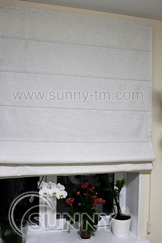 Римская штора Сlassic с тканью Naomi