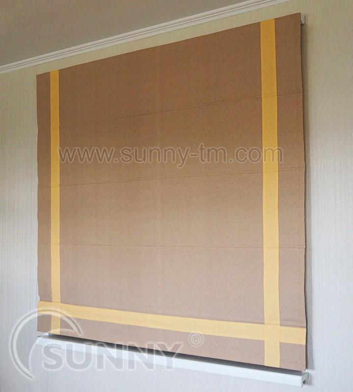 Римская штора Elegance модель № 8