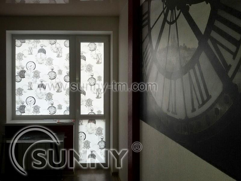 Рулонные шторы с тканью Time