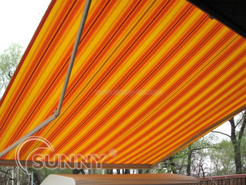 Маркіза Elegance з матеріалом Stripes 320 452