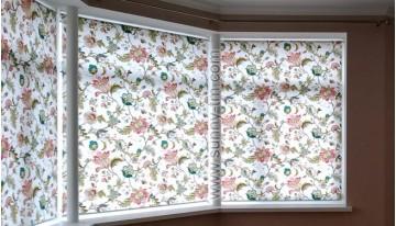 Как замерять окна для рулонных штор