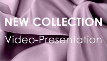 Видео-презентация новых тканей для римских штор Elegance