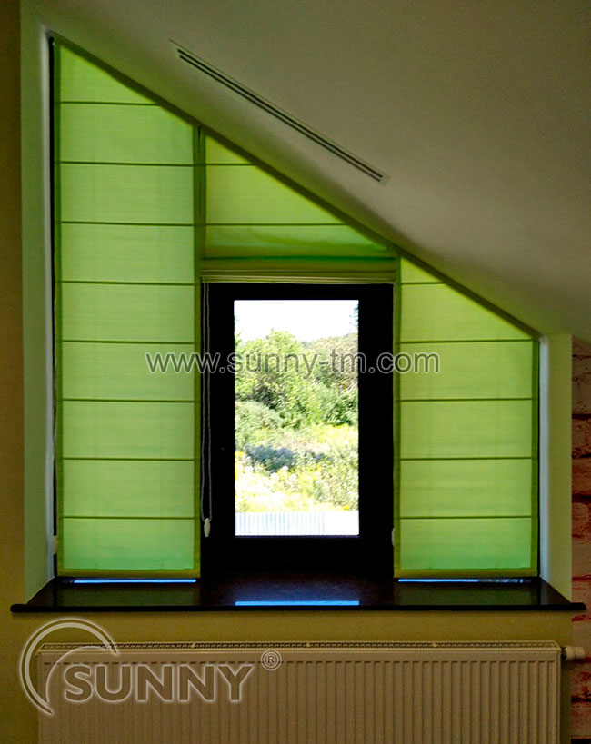 Підібрати колір для римської штори