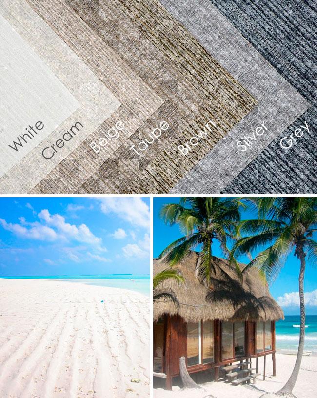 Zanzibar – новинка фактурных тканей!