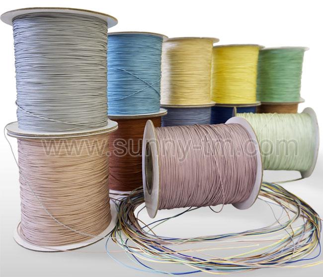 Новинка комплектации для римских штор – веревки в тон к ткани.