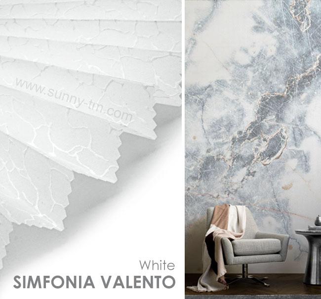 Новинка плиссе - Simfonia Valento