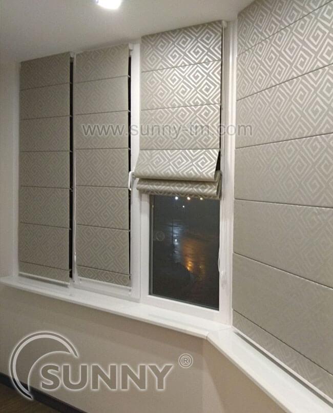 Что такое римские шторы?