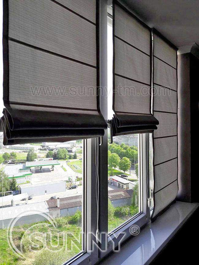 Шторы для балкона и лоджии: советы по выбору