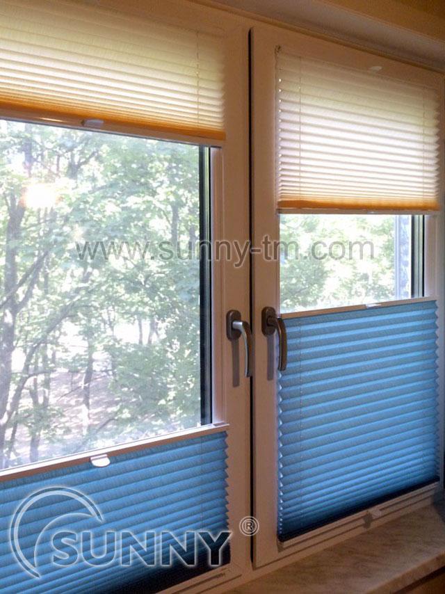 Что такое шторы плиссе?